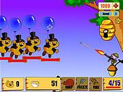 Honey Tree Defence game