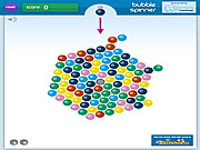 juego Bubble Spinner