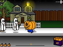 Pumpkin Run game