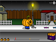 Pumpkin Run game