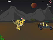Dinosaur Escape لعبة