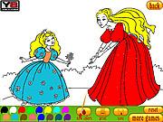 Coloring 8 Princesses لعبة