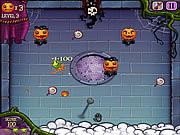 Pumpkin Shot game