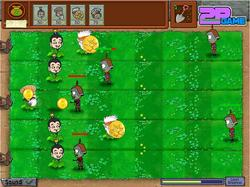 Three Kingdoms Defense game