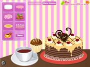 Funny Cake Decoration game