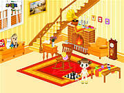 Kid's Living Room Decor لعبة
