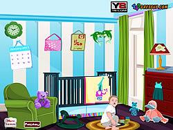 Baby Room Decor game