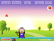 Hungry Monkey game