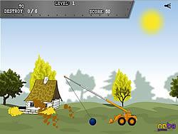 Bulldozer game