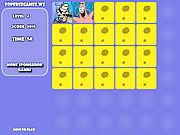 Play Spongebob memory game Game