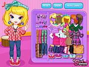 Play Sally s autumn wear Game