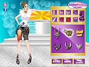 Play Edge fashion Game