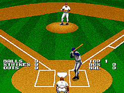 Tecmo Super Baseball(1994) game