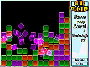 Play Cube crasher Game