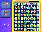 Gems Swap game