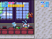 Play Buster busts loose 1993 Game