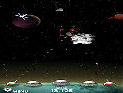 Meteor Storm game