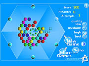 3D Bubble Shooter game