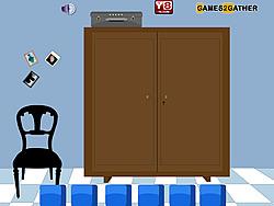 Gathe Escape-Wardrobe game