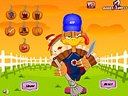 Turkey Dress Up game