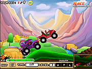Bumpy Racer game