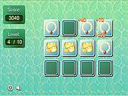 Memory V game