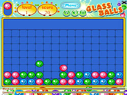 Glass Balls game