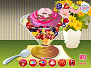 Rainbow Salad game