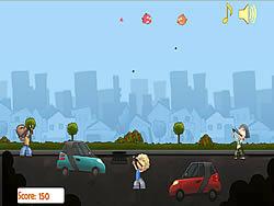 Dove Attack game