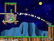 Sheep vs Aliens game