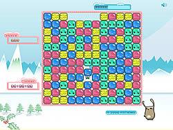 Santa's Cubes game