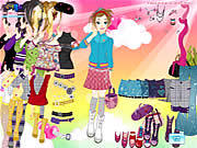 Permainan Cutie Dress Up 6