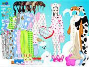 A Big Party Of Pajamas game