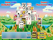 Play Tower solitaire Game