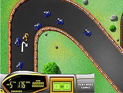Supercar Road Racer game