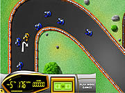 Supercar Road Racer game