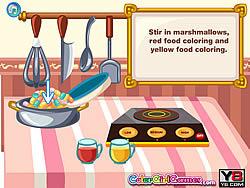 Thanksgiving Special - Popcorn Pumpkins game
