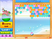 Bubbless game