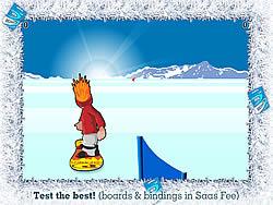 Swiss Snowboard Box game