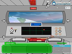 Crash Landing Escape game