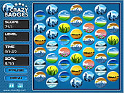 Play Crazy badges Game