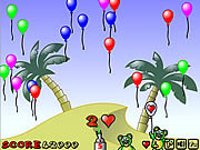 Play 21 balloons Game