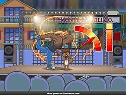 Kick Justin Beaver game