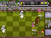 juego Monster's lawn