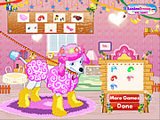 juego Fluffy Poodle
