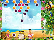Bubble FruitTail game