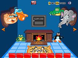 Gathe Escape-Animal Plane game