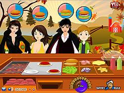 Turkey Burger-2 game