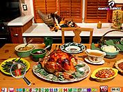 Turkey Food HN game
