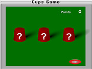 Play Cups game Game